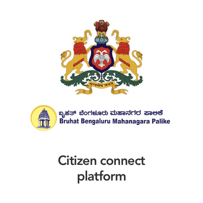 BBMP citizen connect portal development - Javascript - Serverless