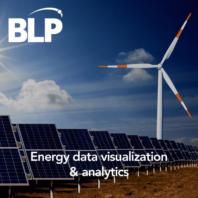 BLP - energy analytics app