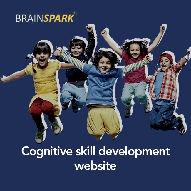 Brainspark - cognitive skill development