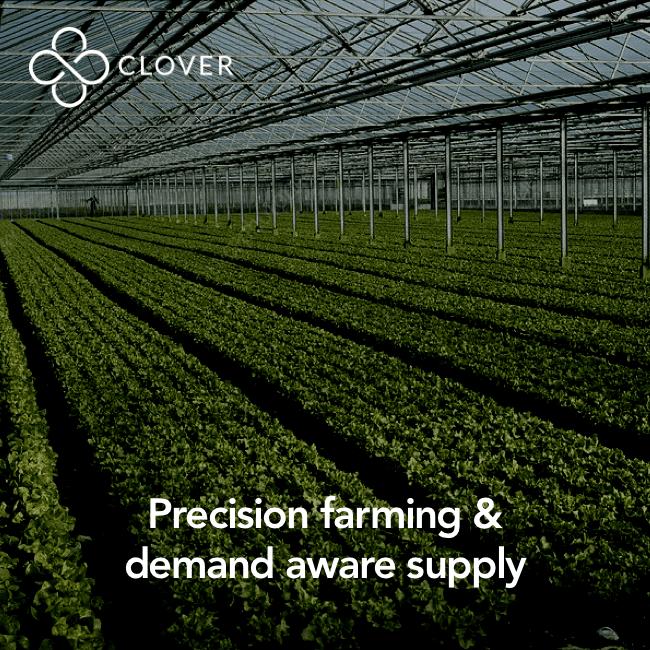 Clover - precision farming