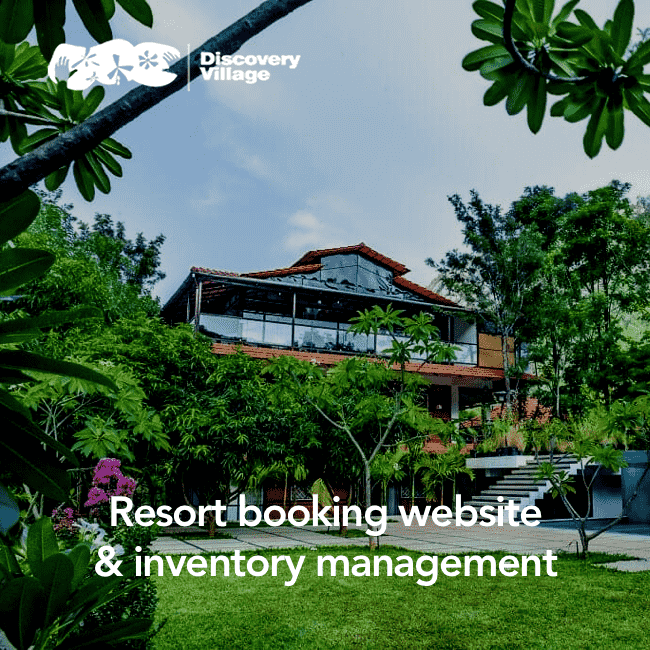 Discovery Village - resort booking