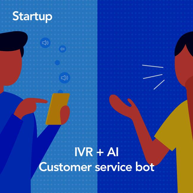 IVR AI bot for customer service