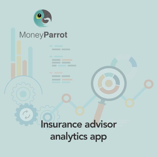 Insurance advisor analytics