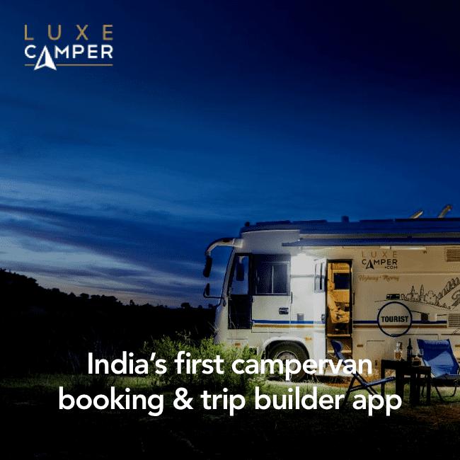 Luxecamper - trip booking