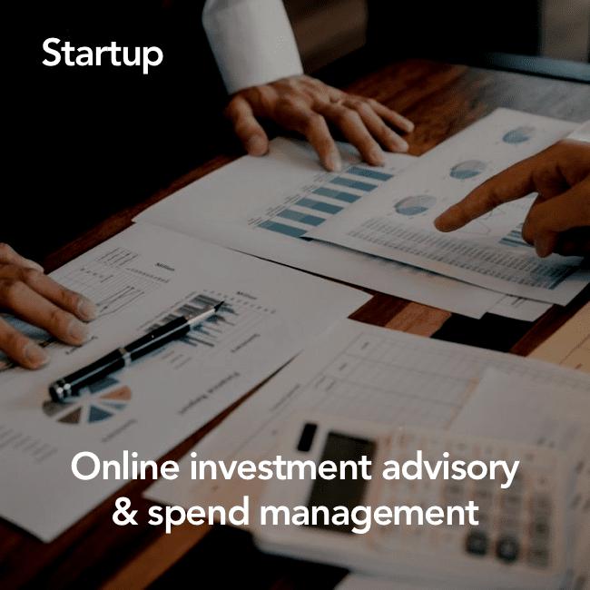 Online investment advisor listing