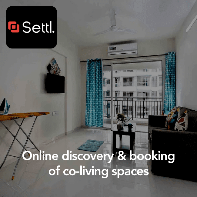 Settl - coliving spaces booking
