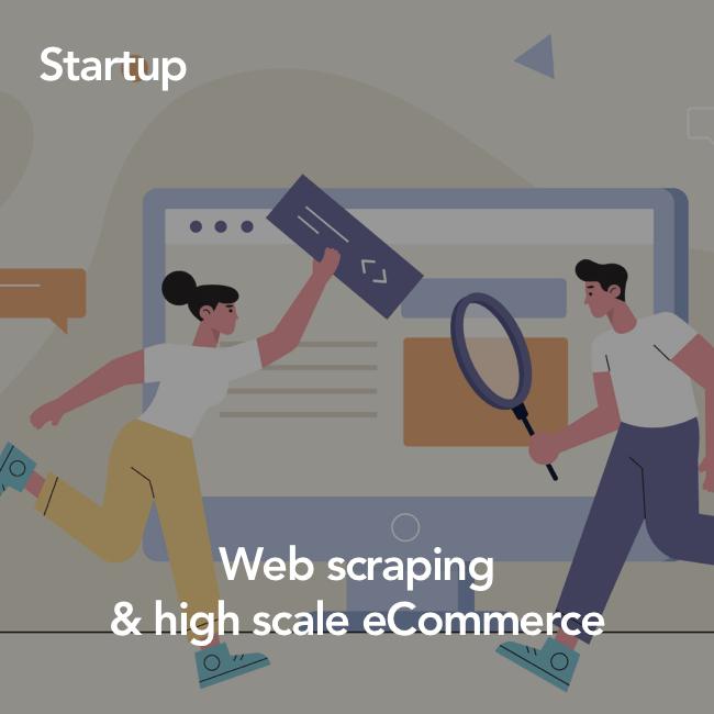 Web scraping ecommerce